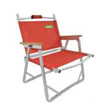 Quality Light Weight Fishing Outdoor Camping Steel Foldable Folding Chair