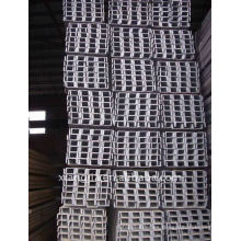 U Channel Steel Sizes con el mejor precio