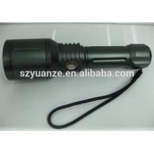 Lampe de poche à faisceau laser, design laser vert à la recherche de la vente au détail