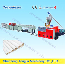 Línea de producción de tubería reforzada de fibra de vidrio JG-PPR-BQ