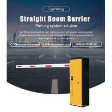 Automatic Alpr Safety Barrier Gate Cheap Price Parking Barriers with Fence Arm