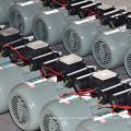 Condensadores monofásicos de doble potencia de 0.5-3.8 HP Motor de inducción de CA de inducción para el uso del trillador de maíz, fabricación del motor de CA, negociación