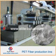 Haute résistance à la traction Polyester Pet Fiber