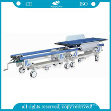 AG-HS004 hospital transfer connecting medical rescue stretcher medical examination