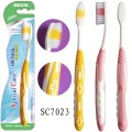 Adult Plastic Oral Care Toothbrush