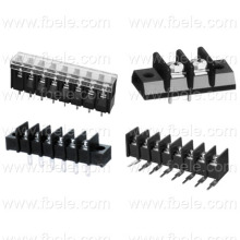 Bloque de terminales sin tornillos / Bloque de terminales de barrera (RoHS)