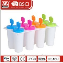 Plastic Ice-Lolly Maker(8 PCS)