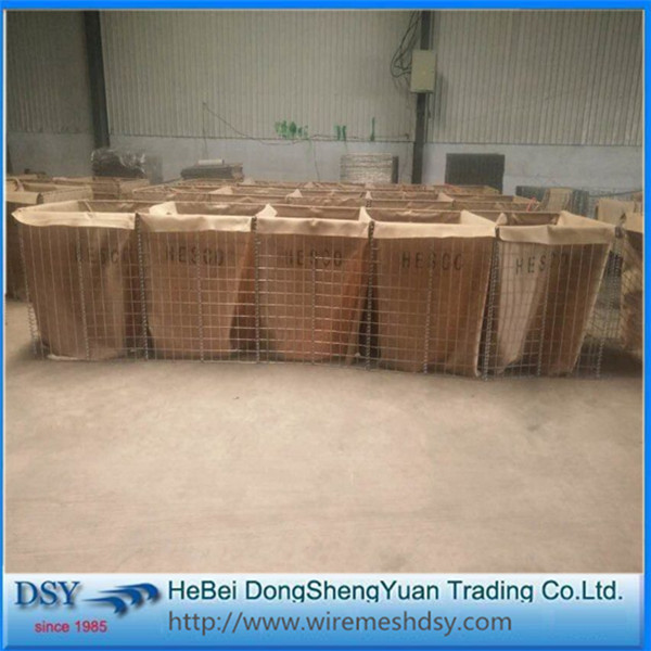 Gabion Welded Mesh Hesco Barrier Security Wall