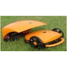 120w Wireless Remote Control Automatic Lawn Mower Tools Max Cutting Width 32cm