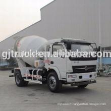 4x2 Shacman bétonnière camion / mélangeur camion / bétonnière / pompe mélangeur camion / utilisé mélangeur camion