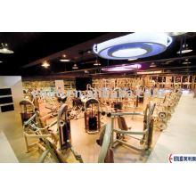 enlio спортивный пол для помещений Gymnasium Flooring