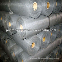 Black Wire Cloth/Mesh-filter for Rubber