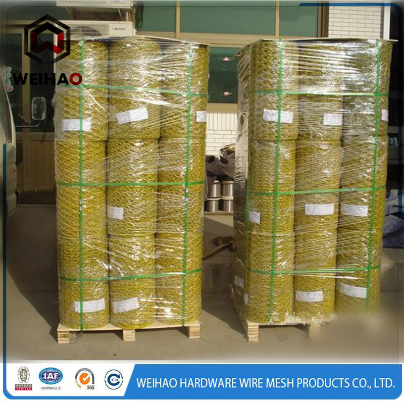 hexagonal wire netting 5