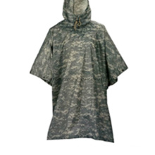 High Qualtiy Army Waterproof Poncho