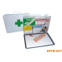 Wholesale Metal First Aid Kit (DFFB-027)