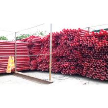 Стеклопластиковые трубы на эпоксидных винилэфирных смол