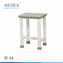 АГ-NS004 больницы железного каркаса стульев для пациентов с Анти-скольжения ноги крышка