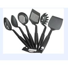 Nylon Cookware Set Turner, Leakage Shovel, Powder Rake, Colander, Spoon, Ladle