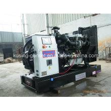 Gerador aberto diesel de Pk31000 125kVA / gerador diesel do quadro / Genset / geração / que gera com motor de Lovol (PK31000)