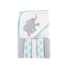 hooded towel set popular baby hooded