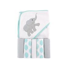 с капюшоном полотенце комплект популярные детские капюшоном