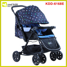 Ce approved european and australia type popular comfortable lightweight aluminum baby stroller