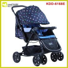 Ce aprovado europeu e austrália tipo confortável popular carrinho de bebê de alumínio leve