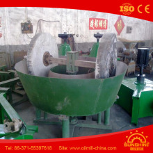 Gold Ore Grinding Wet Pan Mill