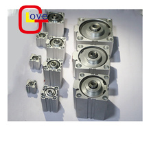 SDA Double Acting Cylinders Pneumatic Compact Cylinder