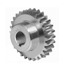 Custom CNC Worm Gear Drive for Oil Fileds