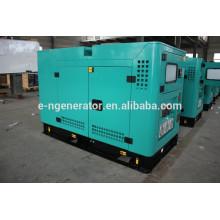 Poder del generador del motor diesel de 6kw por el motor de Japón