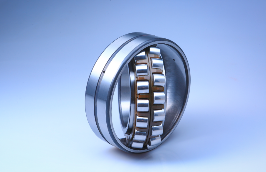 Elevator sealed spherical roller bearings