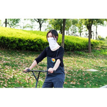 Rockbros Cycling Headwear Women Scarves Absorb Sweat Breathable Bicycle Scarf