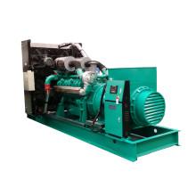 60 Гц 880 кВА Гогольский бесшумный дизельный генератор