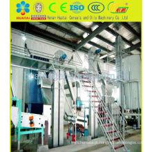 2016 venda quente prensa de óleo de girassol, extração e máquina de refinaria, óleo de cozinha que faz a máquina