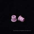 Piezas de repuesto de cerámica de la maquinaria de la materia textil del alúmina