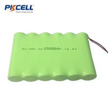 Paquete de batería 14.4V Sub c SC3000mah NIMH