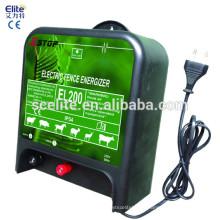 energizador de valla electrónica