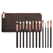 Комплект для розового золота с полным набором кистей для глаз (ST1202)