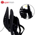 YICHANG New Arrival Comfortable Car Seat Cusion Back Adjusting Pain Relieve Massage Cushion for Health Care device