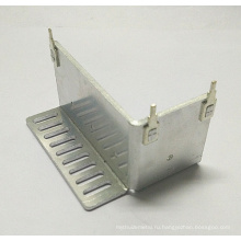 Части CNC подвергая механической обработке радиатора для алюминиевого листа