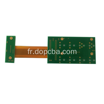 Câble FPC dorsal immersion PCB rigide