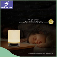Musik LED Schreibtisch Licht mit Bluetooth Lautsprecher