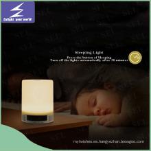 Luz de escritorio LED de música con altavoz Bluetooth