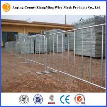 Stahl Crowd Control Barrieren Event Zaun Crowd Control Barrieren Lieferanten