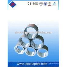 Liga de alta precisão ou não liga tubo de aço de pequeno diâmetro fabricado na China