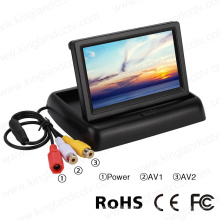4.3 Zoll Foldable Back up Reversing Rearview Monitor
