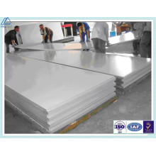 8011 H18 Aleación Aluminio / Hoja de aluminio para la prensa de embalaje