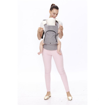 Bequeme Positionen Front Wrap Baby Carrier