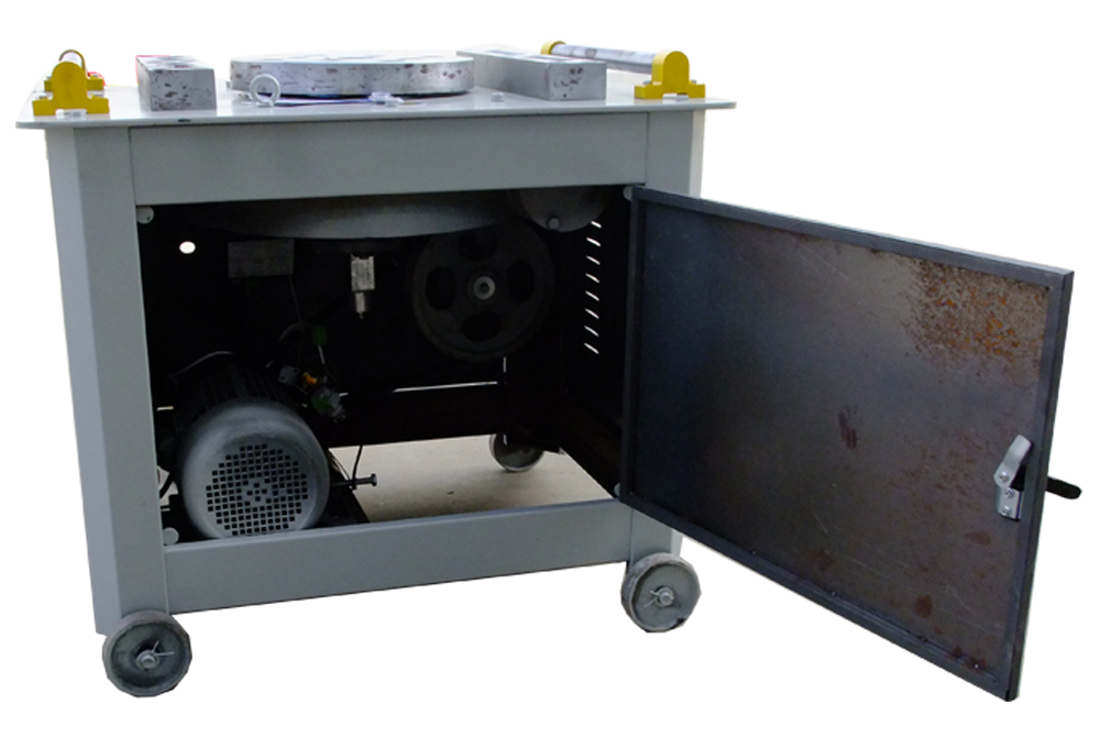 Automatic CNC steel bending machine